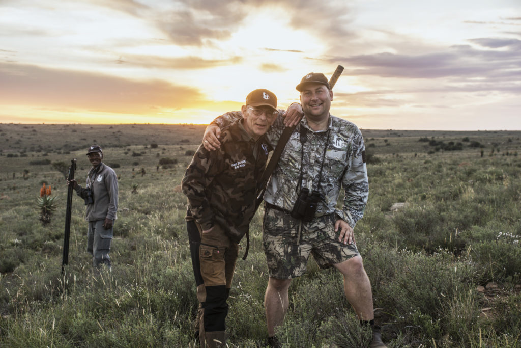 Film your hunt in Africa