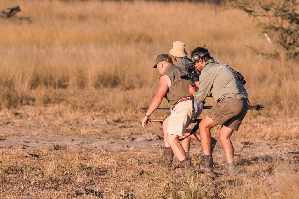 African hunting videos | Personal Service